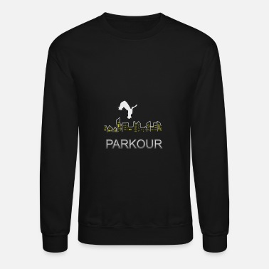 Freerunning Parkour Freerunning - Crewneck Sweatshirt