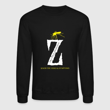 Zika Virus - Zika Virus Awareness - Crewneck Sweatshirt