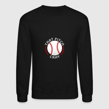 Pitcher The Pitcher - Crewneck Sweatshirt