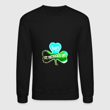 Best Selling BEST SELLING HAPPY ST PATRICK'S DAY 6105 tshirt - Crewneck Sweatshirt