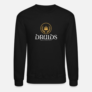 Druid Druid Meme Dragons in Dungeons Tabletop RPG - Crewneck Sweatshirt