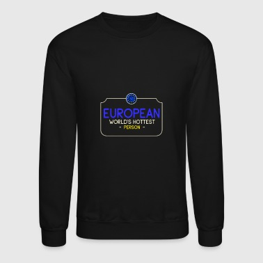 Europe Europe - Crewneck Sweatshirt
