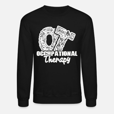 Occupation Occupational Therapy - Crewneck Sweatshirt