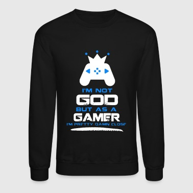 Gamer Shirt - Crewneck Sweatshirt