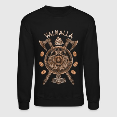 Viking VIKINGS RISE - Valhalla Viking Shield - Crewneck Sweatshirt
