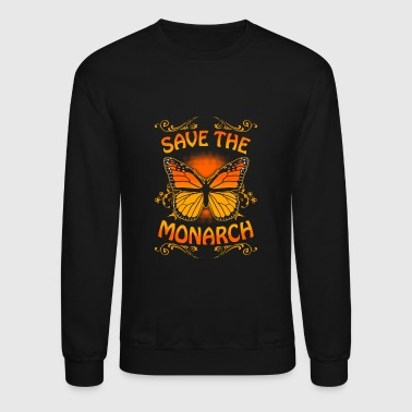 Monarch - Monarch - save the monarch butterfly T - Crewneck Sweatshirt