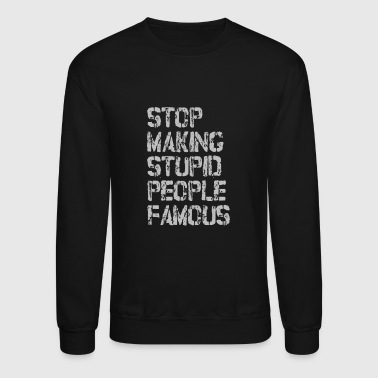 celebrity - Crewneck Sweatshirt