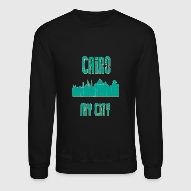 Cairo MY CITY - Crewneck Sweatshirt