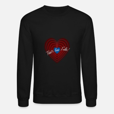 Folk Music Folks - Folks - that love Folks! - Crewneck Sweatshirt