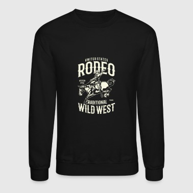 Rodeo - Crewneck Sweatshirt
