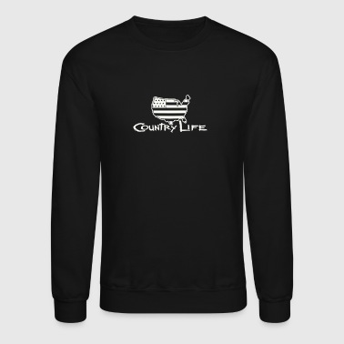 Country Life - Crewneck Sweatshirt