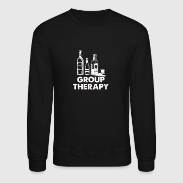 New Design Alcoholic group therapy Best Seller - Crewneck Sweatshirt