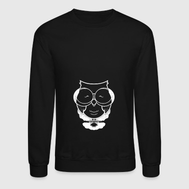 Little Hooter - Crewneck Sweatshirt