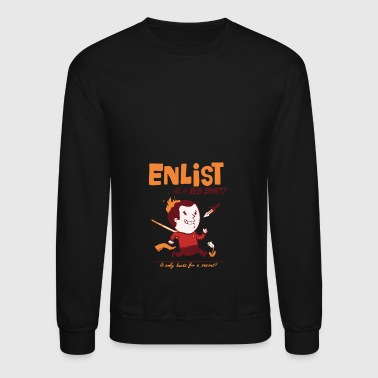 Enlist - Crewneck Sweatshirt