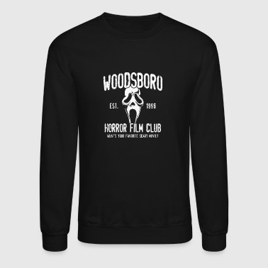 Horror Film Woodsboro Horror Film Club - Crewneck Sweatshirt