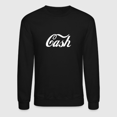 Cash - Crewneck Sweatshirt