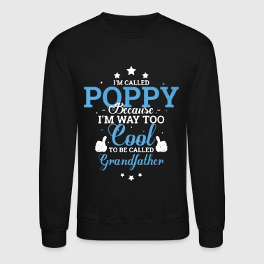 Poppy Tee Shirt - Crewneck Sweatshirt