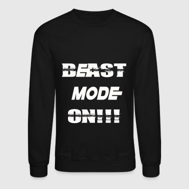 Mode on!!! - Crewneck Sweatshirt