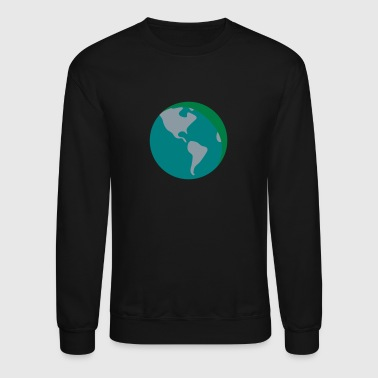 Minimalist Earth - Crewneck Sweatshirt