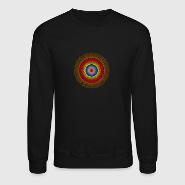 God-o-Scope in Pi - Crewneck Sweatshirt