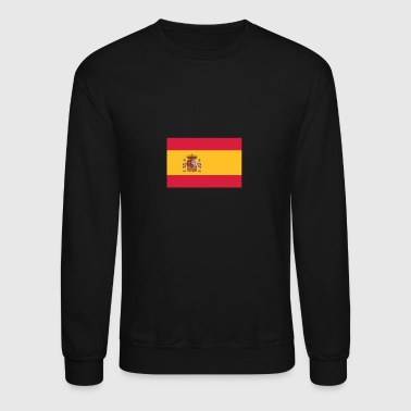 National Flag Of Spain - Crewneck Sweatshirt