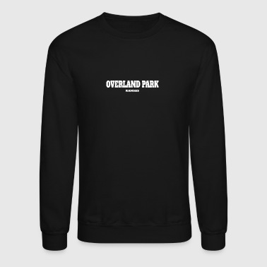 KANSAS OVERLAND PARK US EDITION - Crewneck Sweatshirt