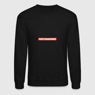 PHOTOGRAPHER - Crewneck Sweatshirt