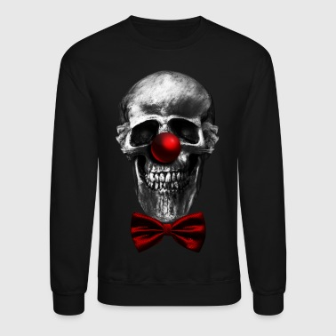 skull clown - Crewneck Sweatshirt