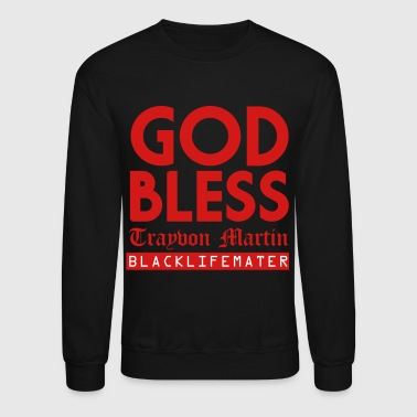 God Bless  - Crewneck Sweatshirt