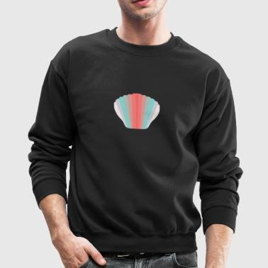 Colourful Shell - Crewneck Sweatshirt