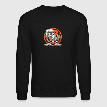 FIGHTING IN THE SANDS - Crewneck Sweatshirt