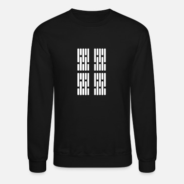 Luke Skywalker Death Star Wall - Crewneck Sweatshirt