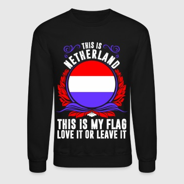 This Is Netherland - Crewneck Sweatshirt