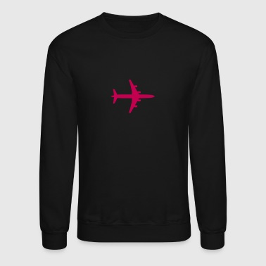 airliner flight 45 - Crewneck Sweatshirt