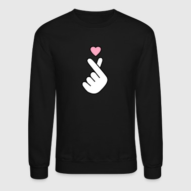 Korean Language Korean Heart - Crewneck Sweatshirt