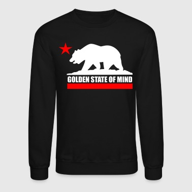 CALI Golden State of Mind - Crewneck Sweatshirt