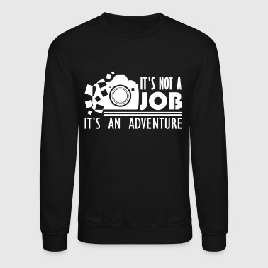 PHOTOGRAPHER TEE SHIRT - Crewneck Sweatshirt