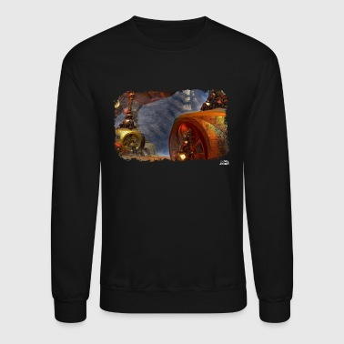Muta v3, Lost City - Crewneck Sweatshirt