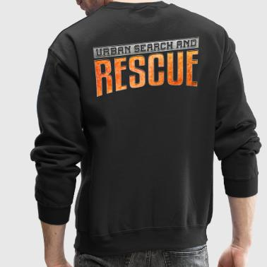 US&Rescue - Crewneck Sweatshirt