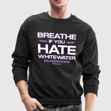 Breathe Long Sleeve Shirts - Crewneck Sweatshirt