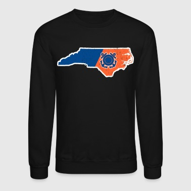 Coast Guard North Carolina Coast Guard Apparel - Crewneck Sweatshirt