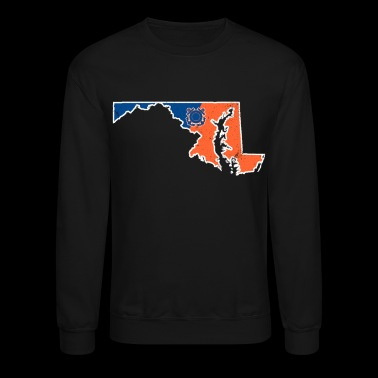 Maryland Coast Guard Shirt Coast Guard Retired - Crewneck Sweatshirt