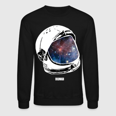 SPACE HELMET - Crewneck Sweatshirt