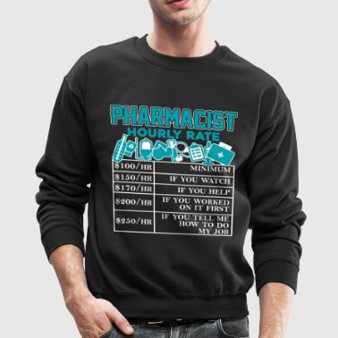 Pharmacist Shirt - Crewneck Sweatshirt