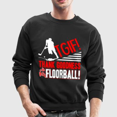 Play Floorball Shirts - Crewneck Sweatshirt