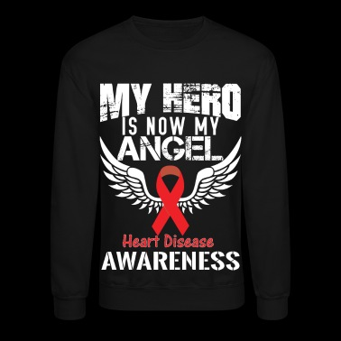 Heart Disease Awareness - Crewneck Sweatshirt