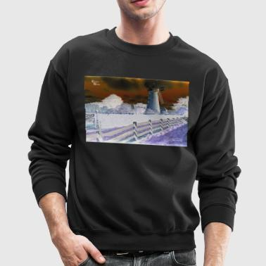 Blowing in the Wind - Crewneck Sweatshirt