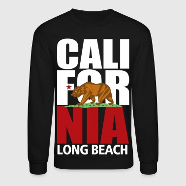 long_beach - Crewneck Sweatshirt