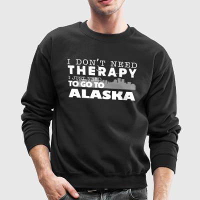 Alaska Therapy Shirt - Crewneck Sweatshirt