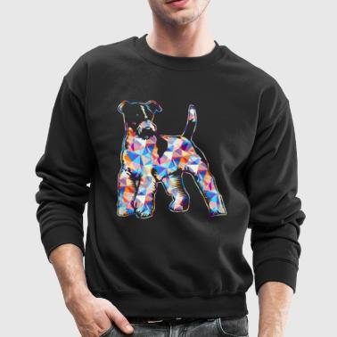 Wire Fox Terrier Shirts - Crewneck Sweatshirt